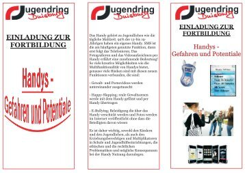 Aktuell Handy.pdf - Jugendring Duisburg