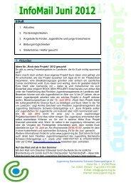 JR SSOE e V - InfoMail Juni 2012 - Jugendring Sächsische Schweiz ...