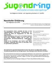 Naunhofer Erklaerung_Version_JR_I - Jugendring Sächsische ...
