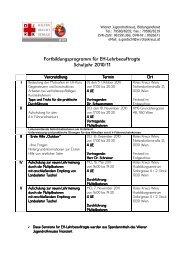 Fortbildungsprogramm 10_11