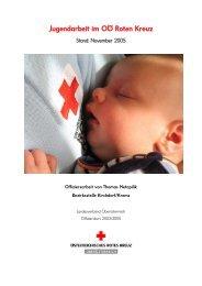 Jugendarbeit im OÖ Roten Kreuz - Österreichisches Jugendrotkreuz