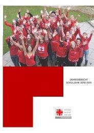 jahresbericht schuljahr 2010/2011 - Österreichisches Jugendrotkreuz