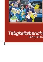 Tätigkeitsbericht Tätigkeitsbericht - Österreichisches Jugendrotkreuz