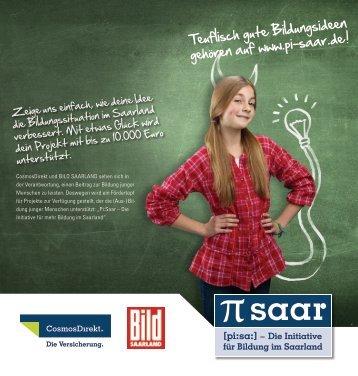 Teuflisch gute Bildungsideen gehören auf www.pi-saar.de !