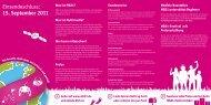 Ausschreibungsfaltblatt 2011 zum Download - MB21