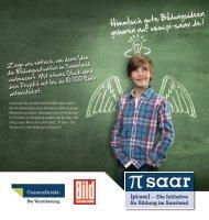 Himmlisch gute Bildungsideen gehören auf www.pi-saar.de !