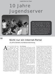Bericht - Jugendserver-Saar