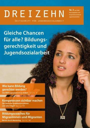 zum Download von Heft 3 - Kooperationsverbund Jugendsozialarbeit