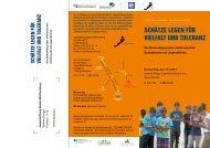 Flyer und Anmeldeformular (PDF) - Jugendstiftung