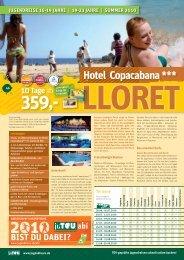 Hotel Copacabana ***