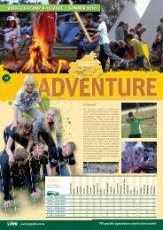 ABENTEUERCAMP 9-15 JAHRE | SOMMER 2010