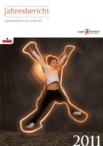 Jahresbericht - Jugendwohlfahrt