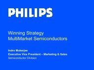 Winning Strategy Multimarket Semiconductors