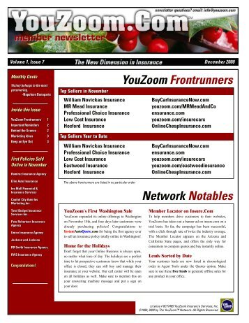 YouZoom Frontrunners Network Notables - Julian Xavier Stone