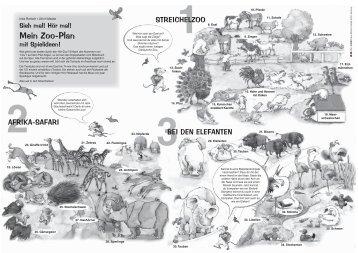 Mein Zoo-Plan - JUMBO Neue Medien & Verlag