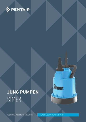 Prospekt - Jung Pumpen