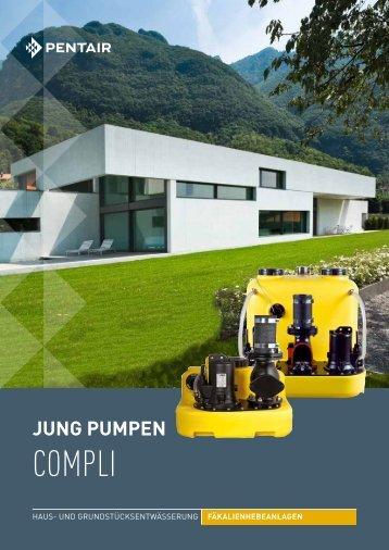 Compli-Reihe - Jung Pumpen
