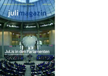 Ausgabe 4/2005 - Junge Liberale NRW