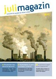 Legali- sierter Organhandel 4 Klimawandel - Junge Liberale NRW