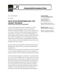 JuLis Kreis Recklinghausen mit neuem Vorstand - Junge Liberale ...