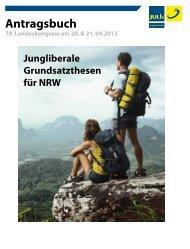 Antragsbuch als PDF herunterladen.