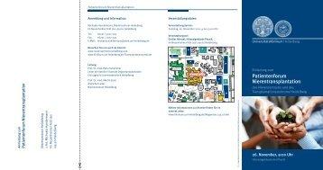 Patientenforum Nierentransplantation - Nierenzentrum Heidelberg