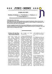 FreePDF, Job 10 - Junge Nierenkranke Deutschland e.V.