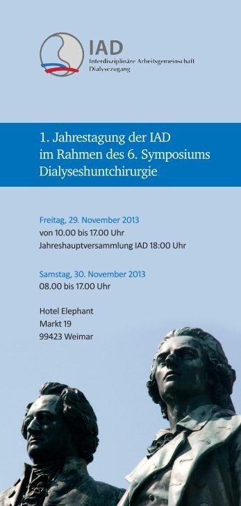 Programm - Junge Nierenkranke Deutschland e.V.