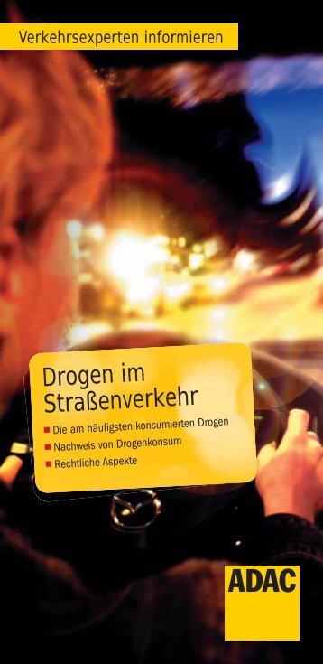 Drogen im Straßenverkehr - DrogaNews