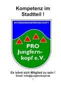 download Programmheft - Jungfernkopf.info - Seite 2