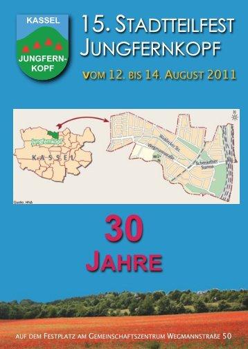 Festzeitschrift 2011 aktuell - Jungfernkopf.info