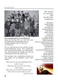 Blick in die Gemeinde Frühjahr 2011 - Jungfernkopf.info - Seite 6