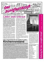 Der Jungfernkopf Ausgabe November 2007 - Jungfernkopf.info