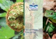 020_fauna und flora.indd - UNESCO Welterbe Schweizer Alpen ...