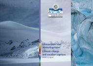 Klimawandel und Wetterkapriolen Climate change and weather ...