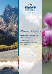in diesem Programmheft - UNESCO Welterbe Schweizer Alpen ...