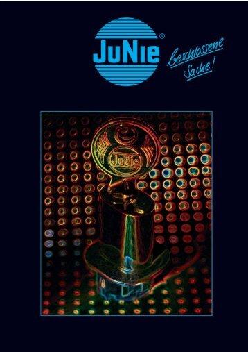 JUNIE Katalog Titel - JuNie GmbH & Co KG