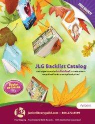JLG Backlist Catalog - Junior Library Guild