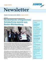 Newsletter 03/2010 - Junior