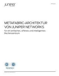 Junos OS 10 4 Release Notes - Juniper Networks