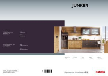 Brochure hier downloaden (PDF) - Junker
