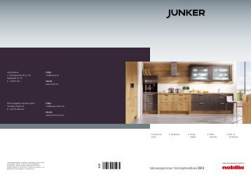 Brochure hier downloaden (PDF) - Junker