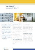 Das Junkers Gas-Heizwert-Programm - Seite 4