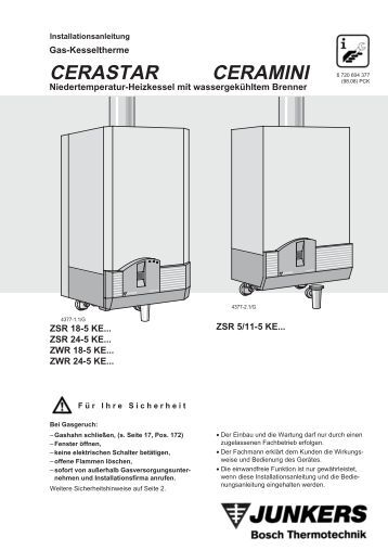 3 - Junkers Kundendienst