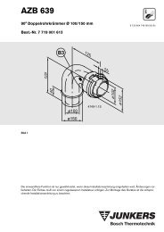 AZB 639.pdf - Junkers