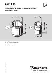 AZB 818.pdf - Junkers