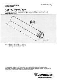 AZB 503 504 535.pdf - Junkers