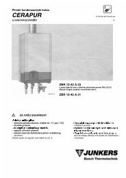 Preuzimanje (PDF 4.2 MB) - Junkers