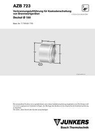 AZB 723.pdf - Junkers