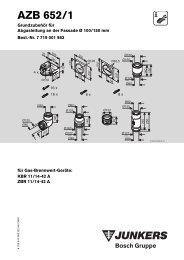 AZB 652/1 - Junkers